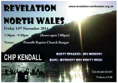 Revelation North Wales